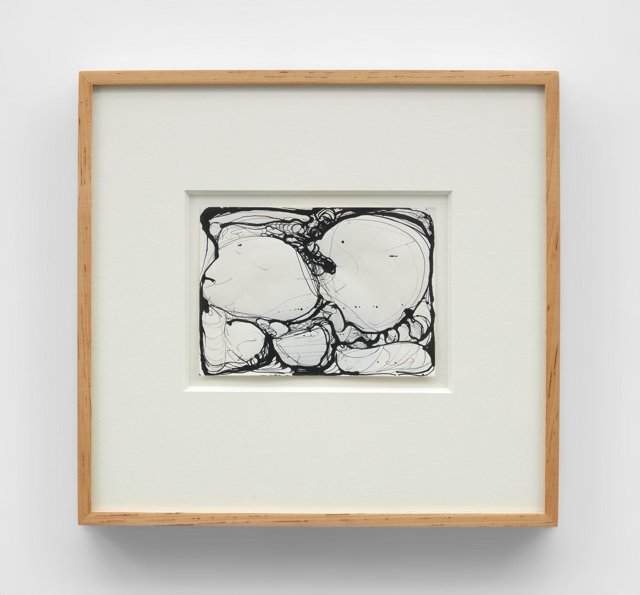 Untitled (Zeichnung SF61-073)