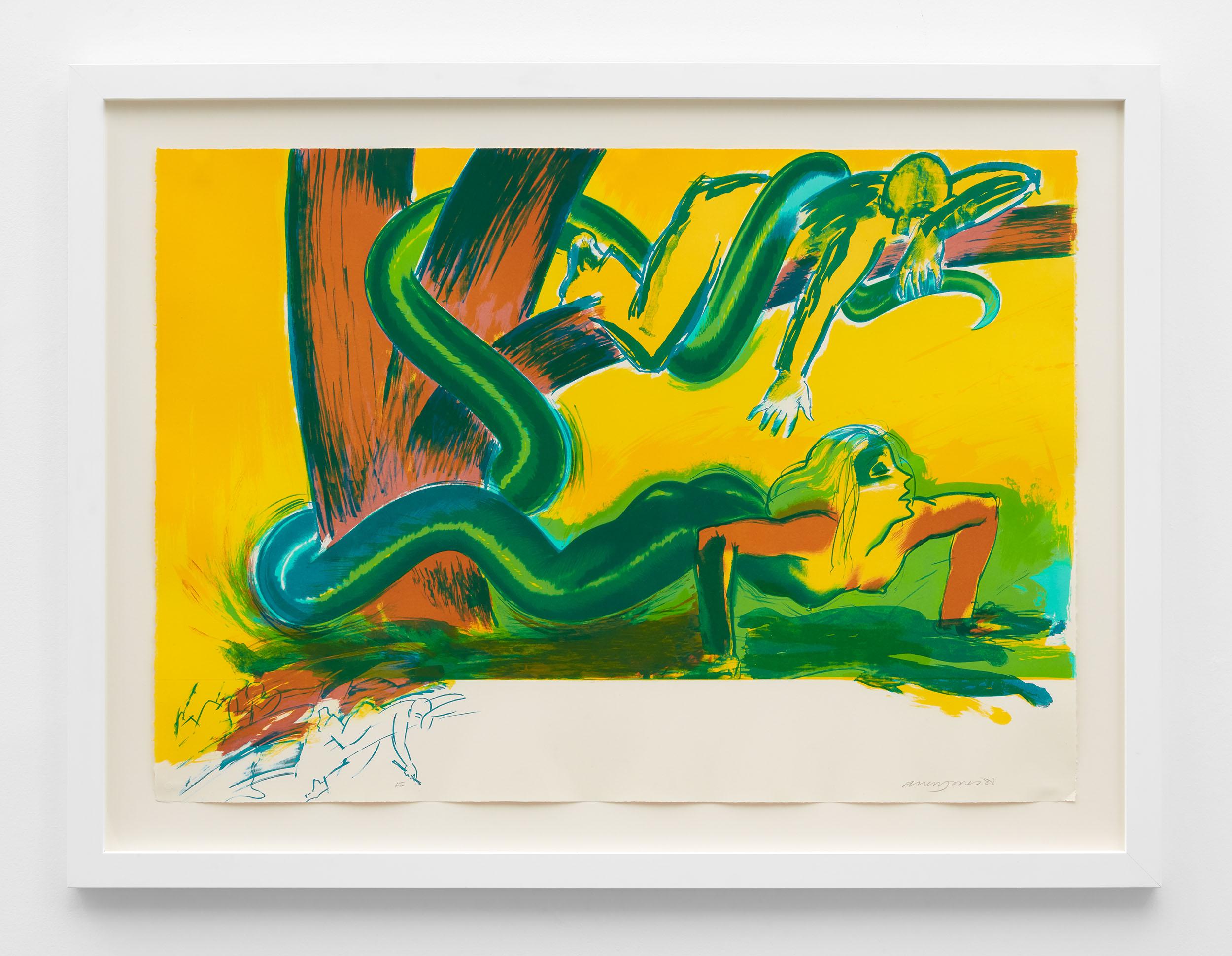 Allen Jones The Tree