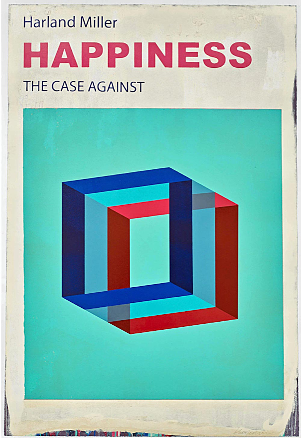 Harland Miller Happiness the Case Against