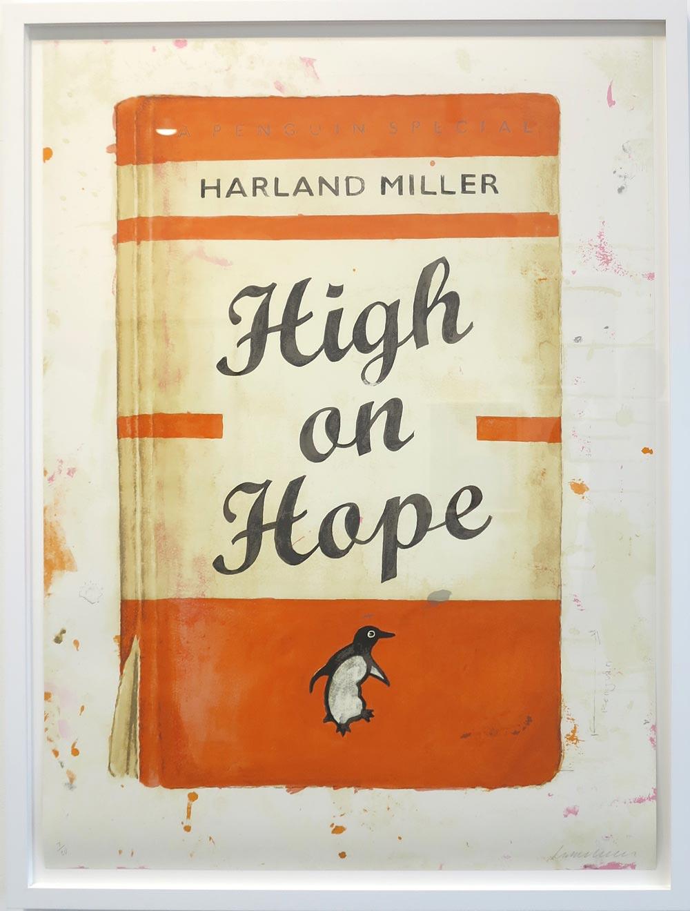Harland Miller High On Hope