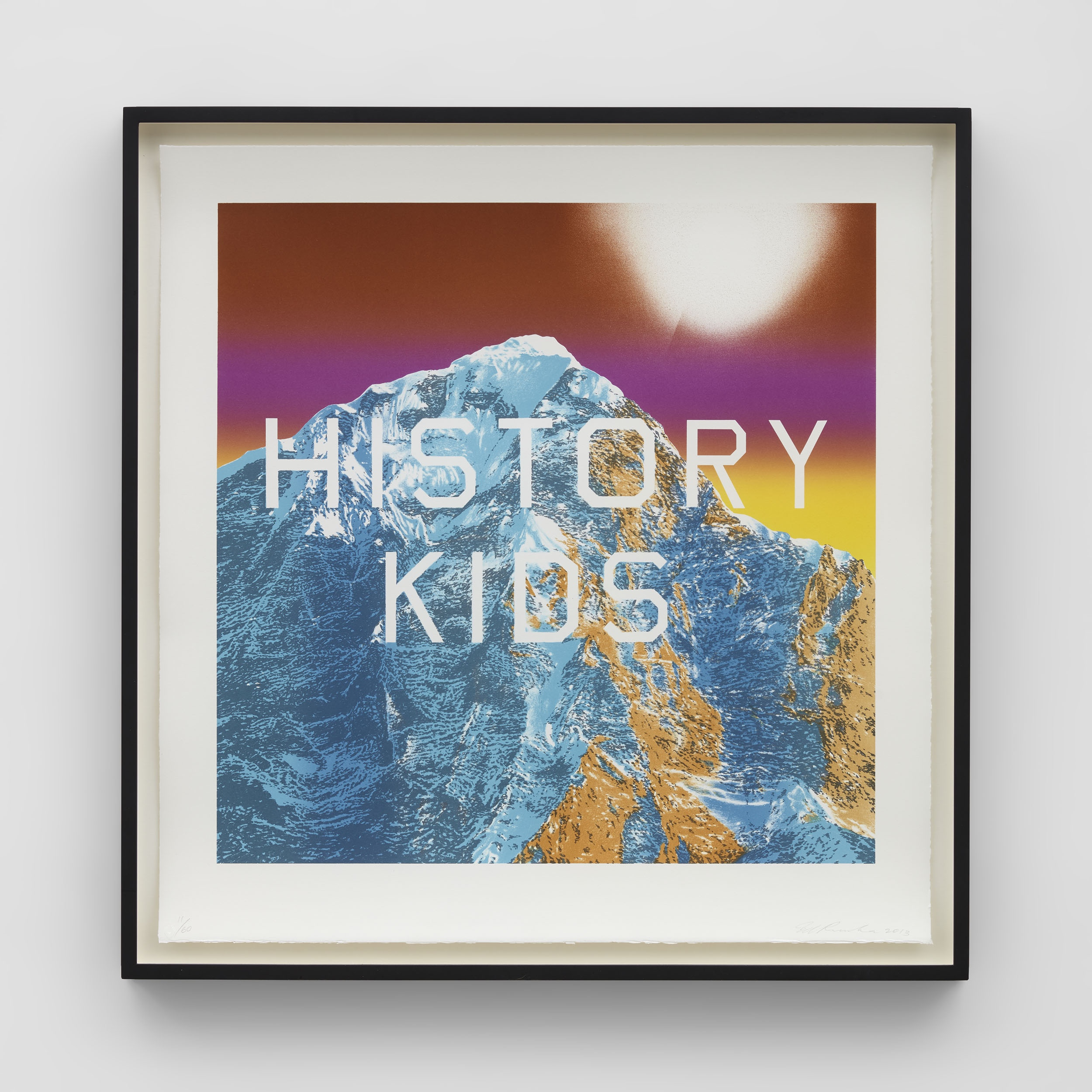 Ed Ruscha History Kids