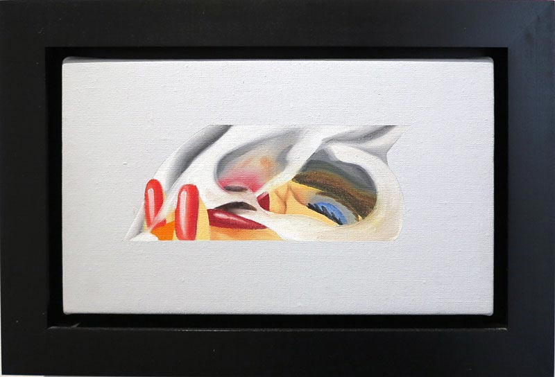 Tom Wesselmann Smoker Study 77-39